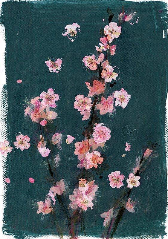 peach blossom laura mckendry